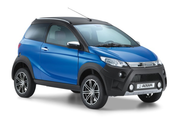 Aixm Crossover Madrid alternativa a Microcar HighlandX