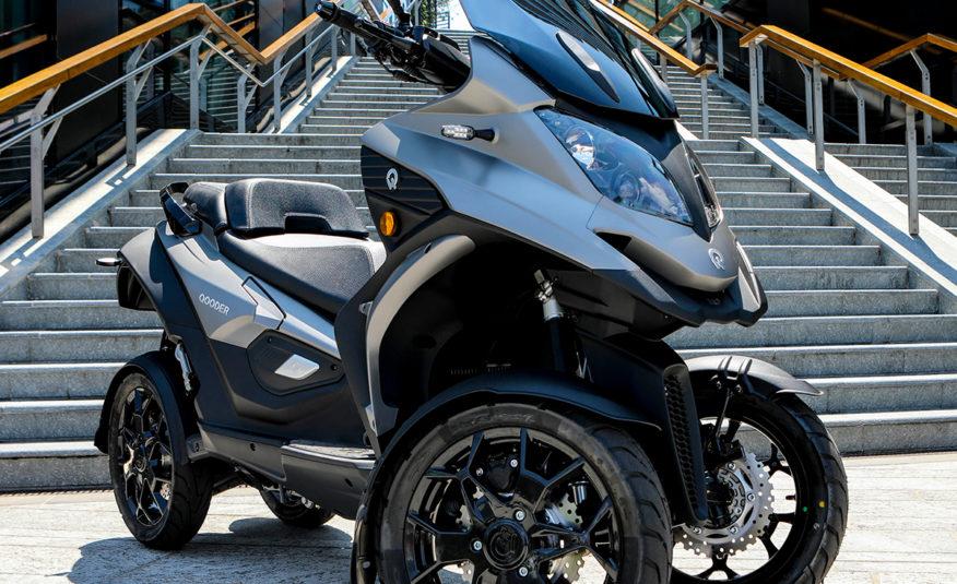 Moto SUV de 4 ruedas Qooder QStore Madrid