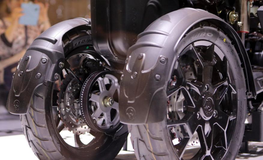 QStore Madrid Moto 4 Ruedas Qooder