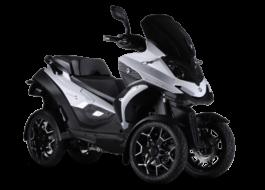 Moto de 4 ruedas Qooder Gesercar Madrid