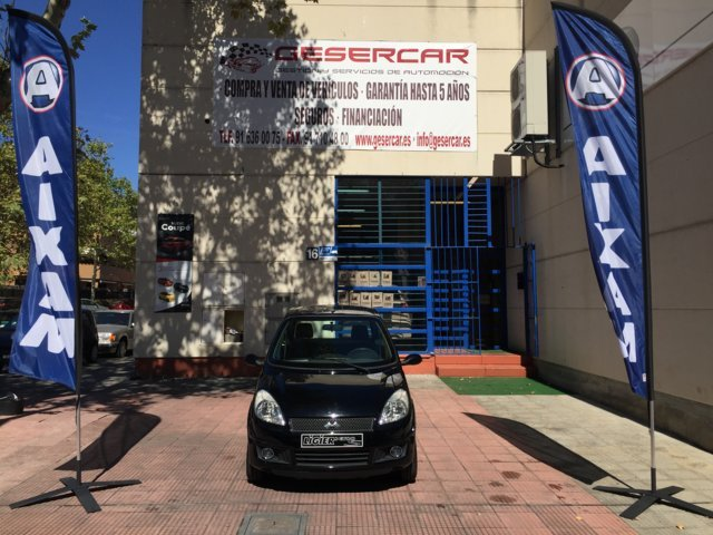 Ligier XTOO OCASION Gesercar Madrid