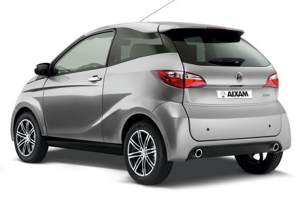 Aixam Coupe Premium Gesercar Concesionario Oficial Las Rozas