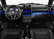 Aixam e-Coupe GTI Cuadro con pantalla TFT activa de 3,5 pulgada Madrid
