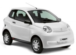 Coches Sin Carnet Mini Access Blanco Las Rozas de Madrid
