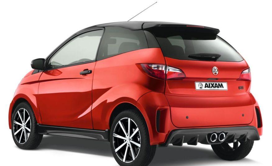 Gesercar Aixam Coupe GTI Coche Sin Carnet Alcobendas