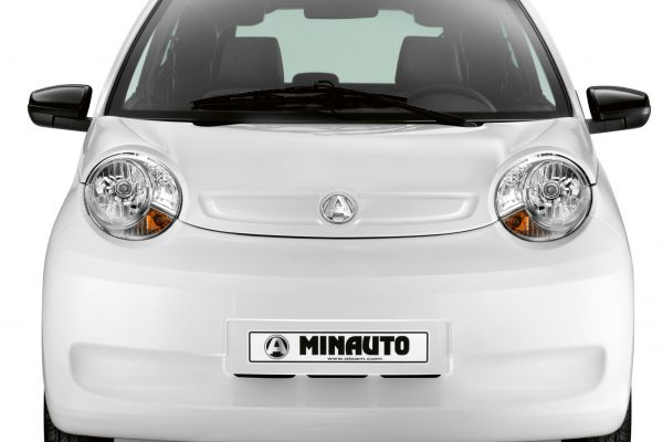 Minauto Nuevo Blanco Coches Sin Carnet Micro Gesercar las Rozas Madrid