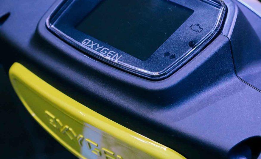 Oxygen Moto Electrica Concesionario Las Rozas