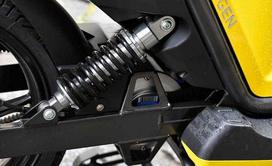 Oxygen Moto Electrica Gesercar