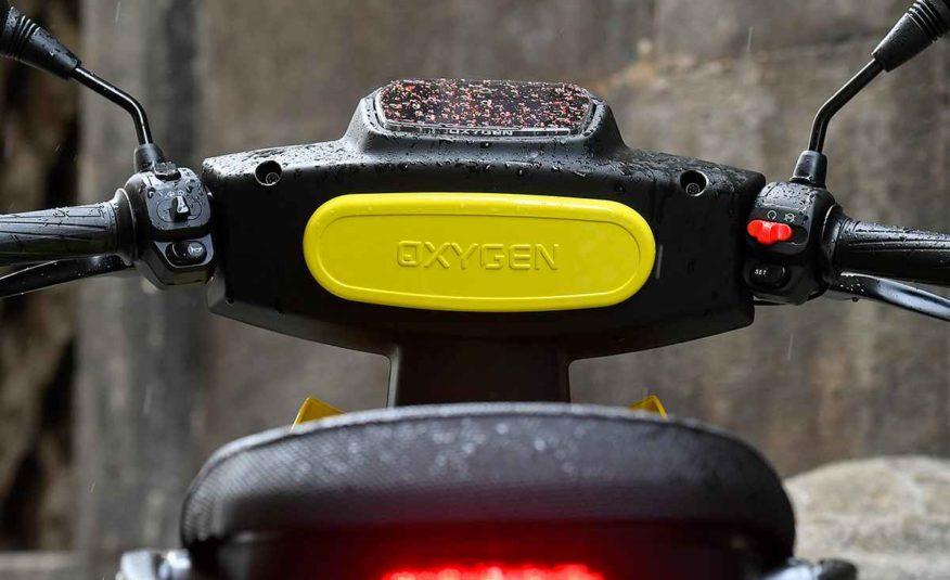 Oxygen Moto Electrica Las Rozas