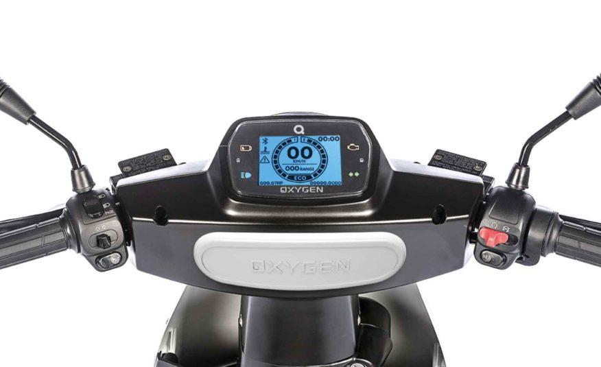 Oxygen Moto Electrica Tablero Inteligente Gesercar