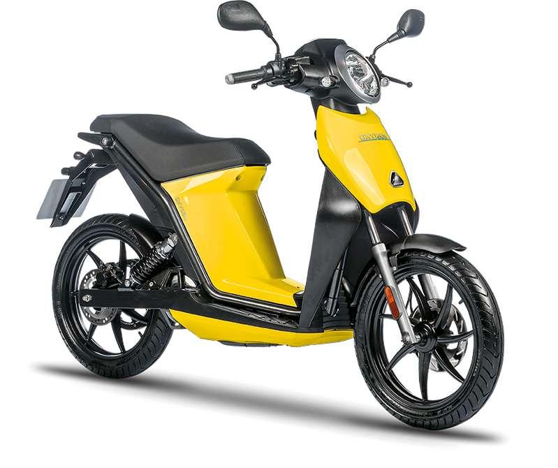 Oxygen color amarillo capri Gesercar