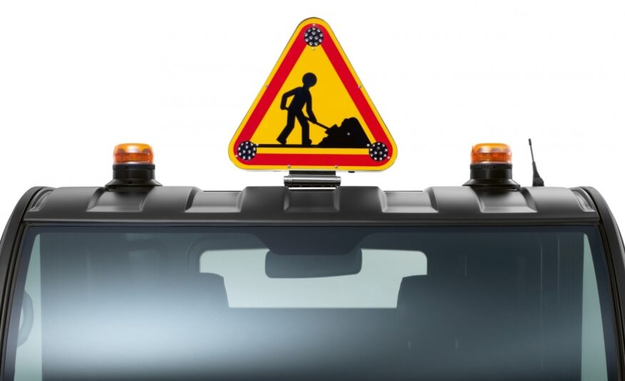 Cartel Luminoso D-Truck Aixam PRO Gesercar Coche Sin Carnet