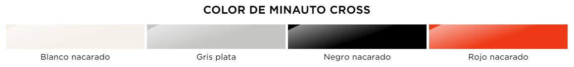 Colores Aixam Minauto Cross Coche Sin Carnet Gesercar Las Rozas
