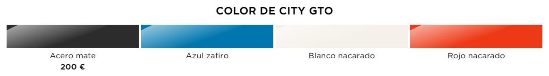 Colores City GTO