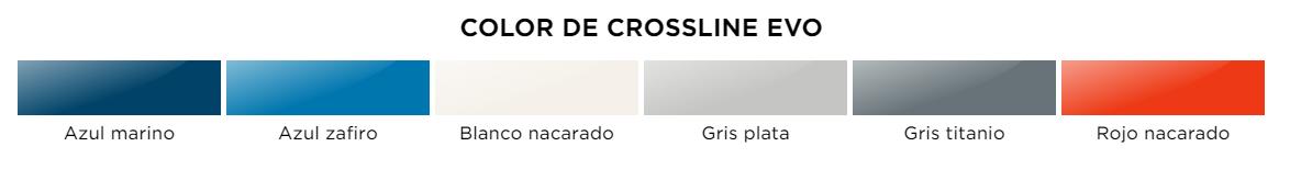 Aixam colores crossover evo